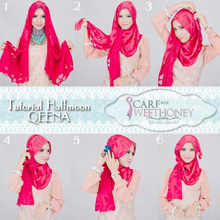 Mettre Son Hijab Moderne6