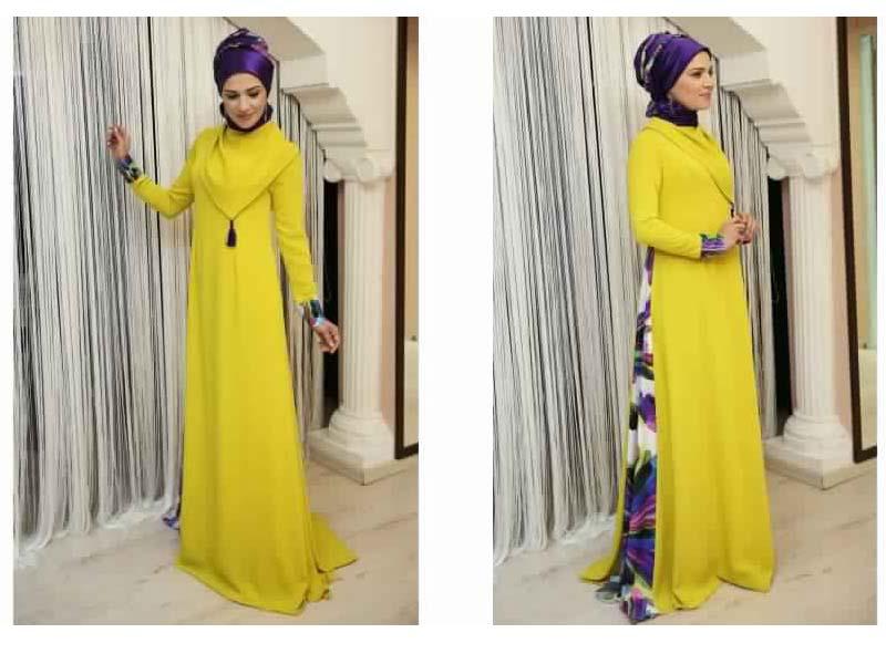 Robe Abaya Moderne4