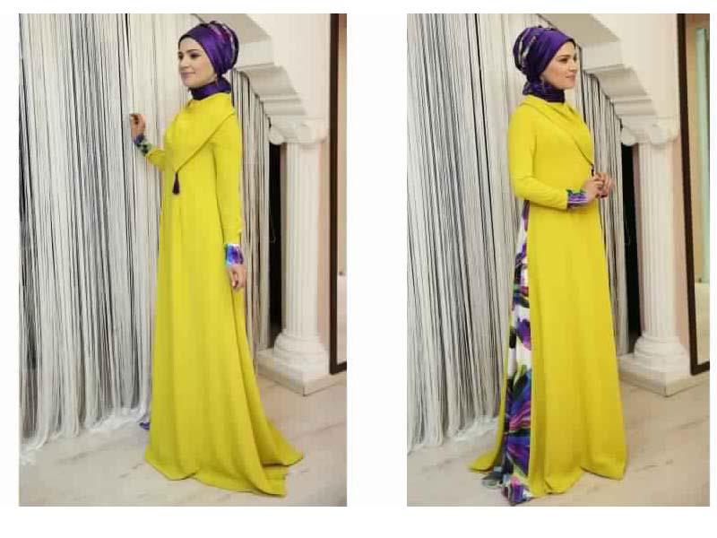 Robe Abaya Moderne5