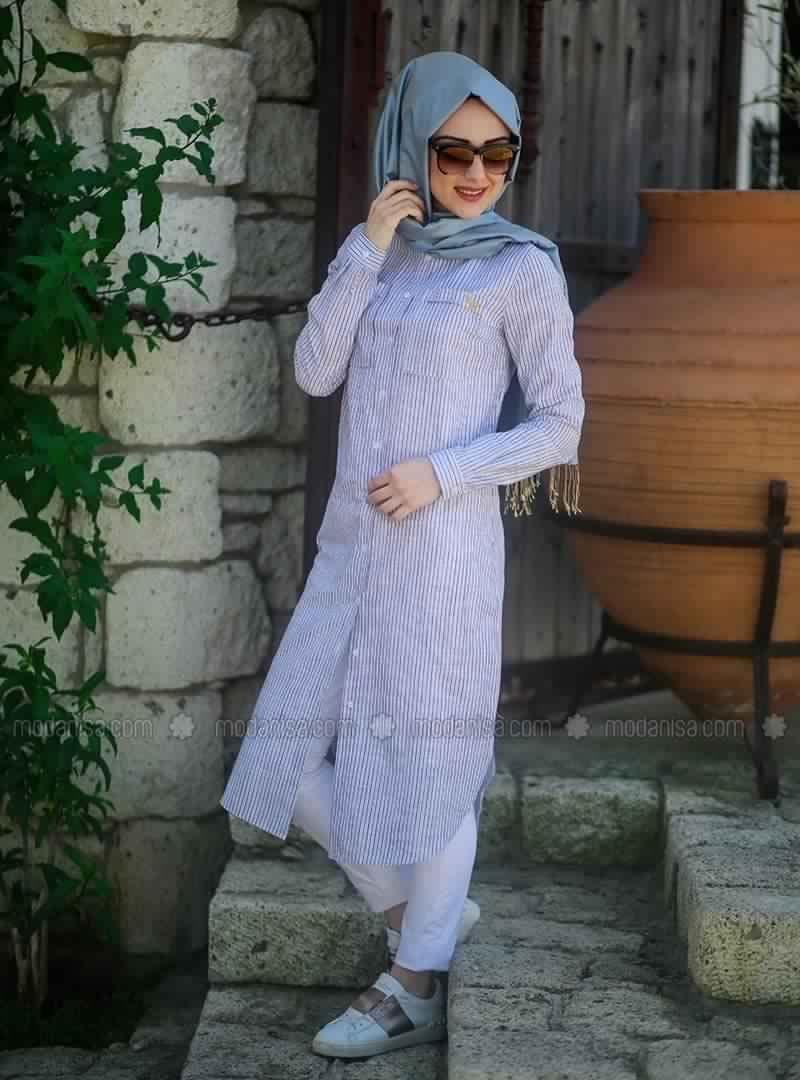 Robe Chemise HIjab
