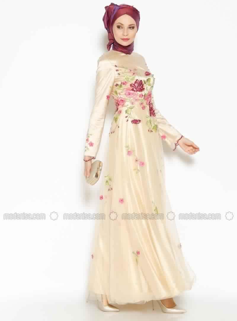 Robe Femme Voilée 4