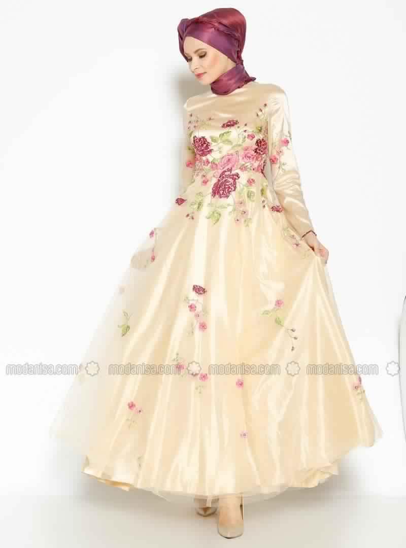 Robe Femme Voilée 5