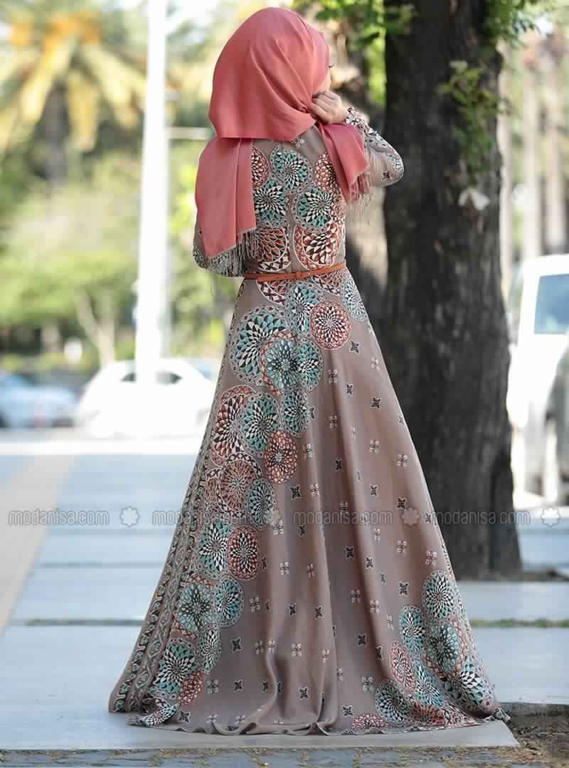 Robe Femme Voilée Modernes