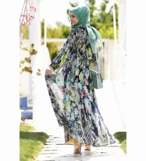 Robe Femme Voilée1