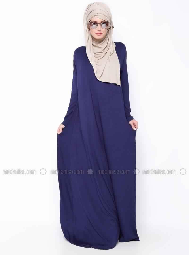 La Tenue De Hijab La Plus Styl E De L 39 T 5 Styles De Robe Longue En Coton Tr S Fashion Et Pas