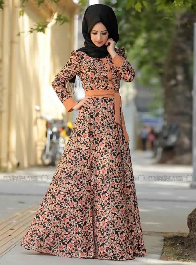 Robe Pour Femme Voilée3