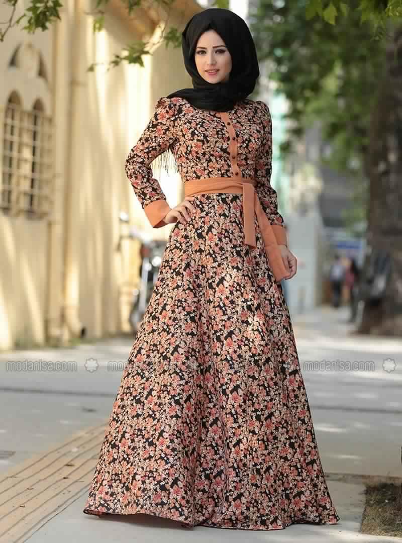Robe Pour Femme Voilée4