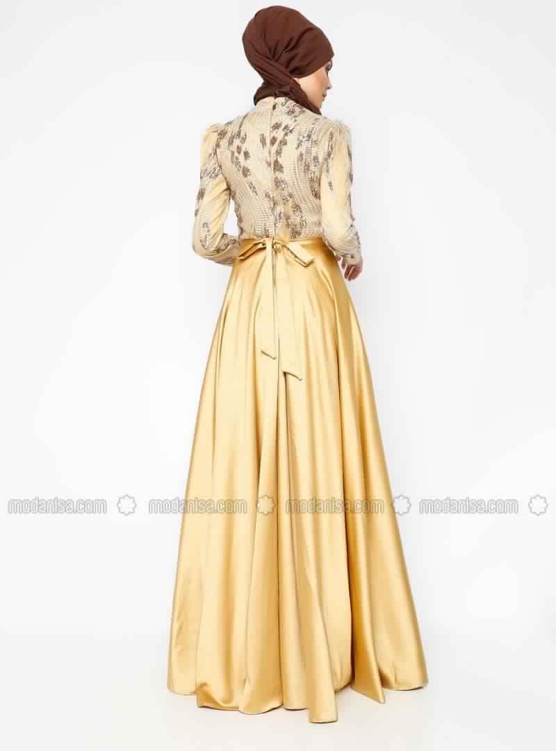 Robe Soirée Pour Femme Voilée 8
