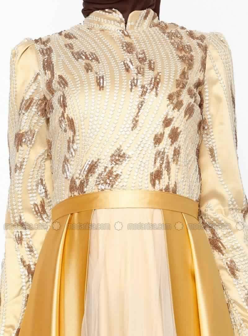 Robe Soirée Pour Femme Voilée 9