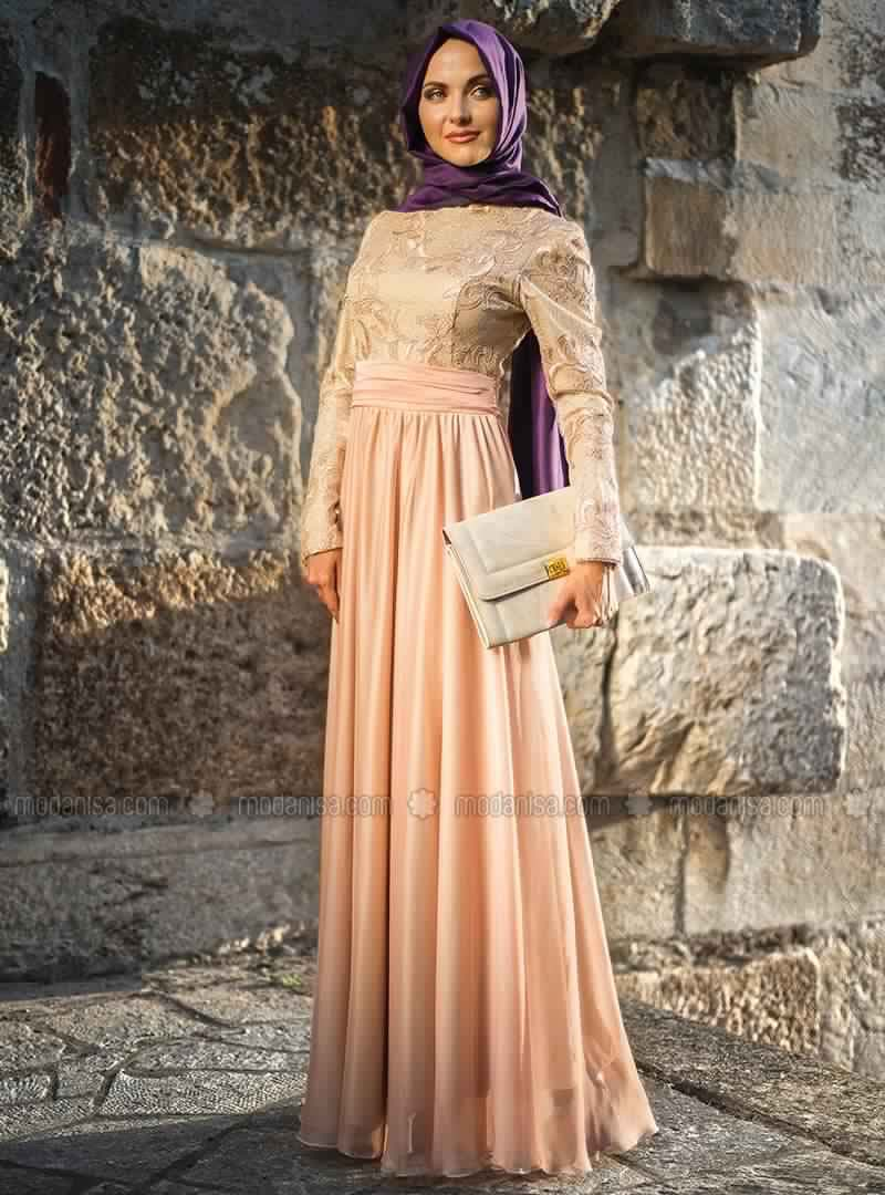 Robes De Soirée Pour Femme Voilée10