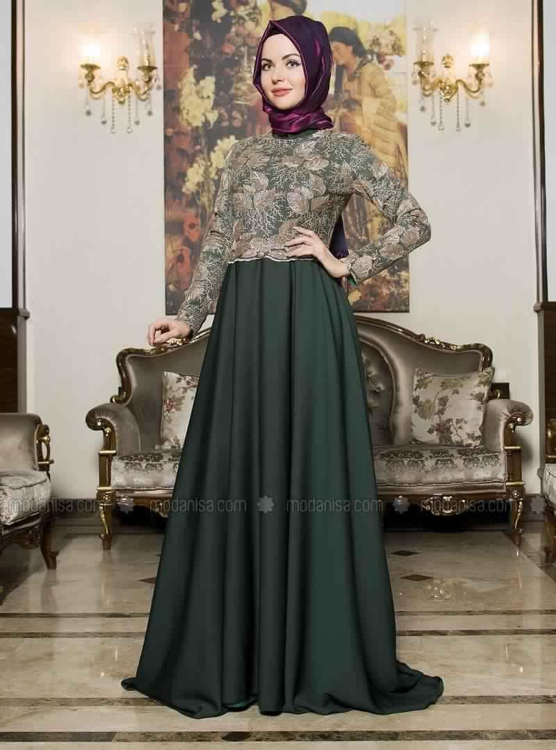 Robes De Soirée Pour Femme Voilée7