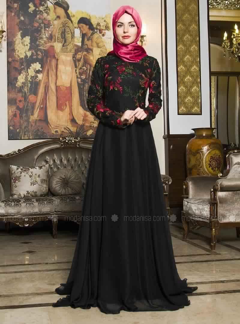 Robes De Soirée Pour Femme Voilée9