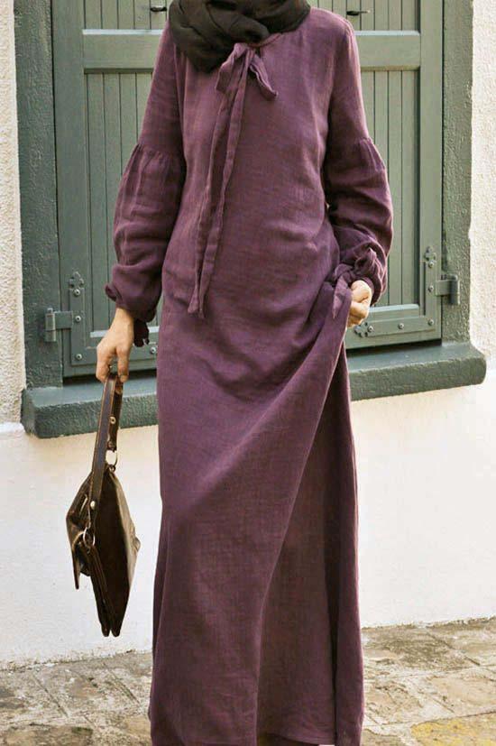 Robes Pour Femme voilée16