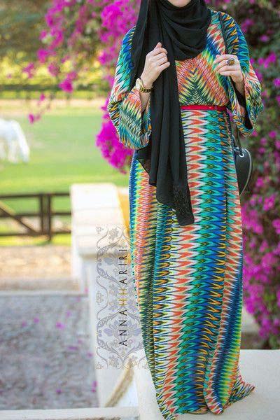 Robes Pour Femme voilée18