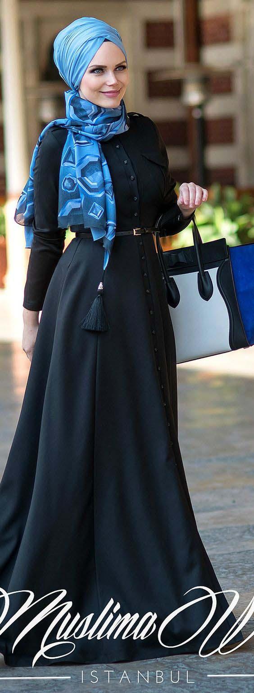 Robes Pour Femme voilée19