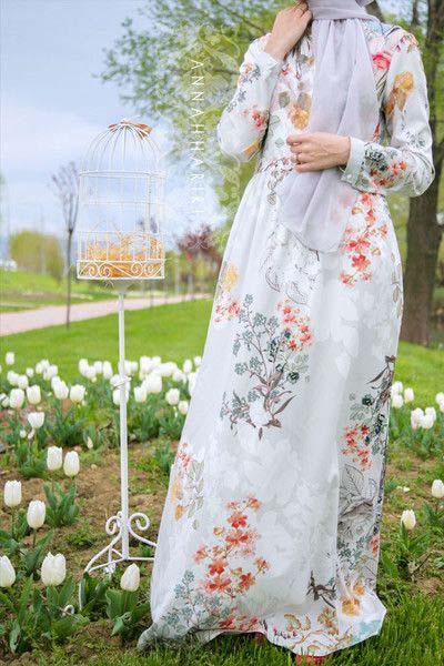 Robes Pour Femme voilée3