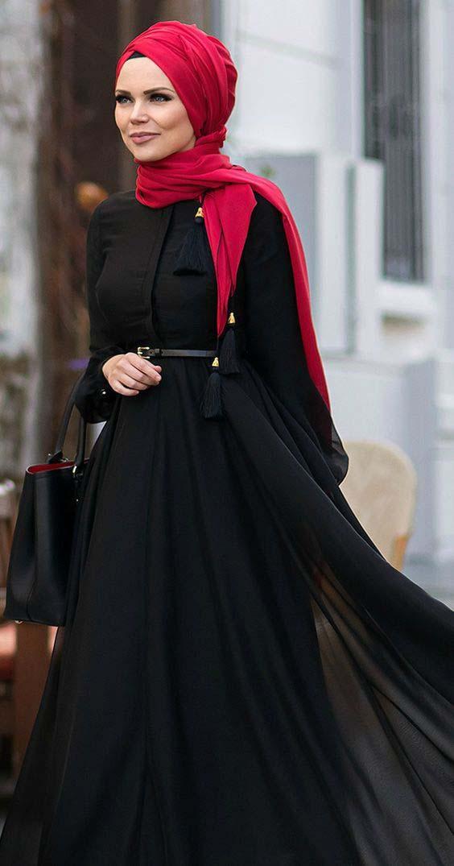 Robes Pour Femme voilée5