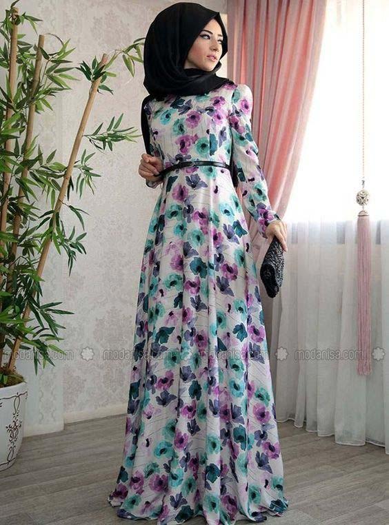 Robes Pour Femme voilée8