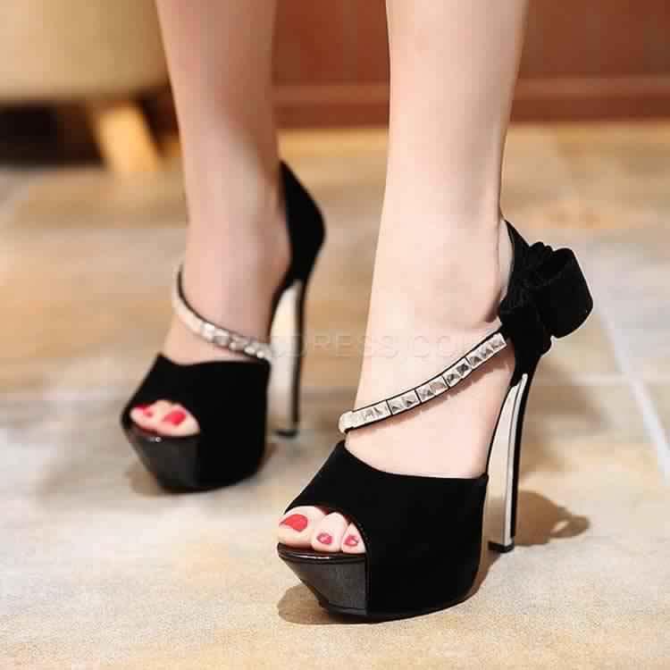 Sandales À Talons1