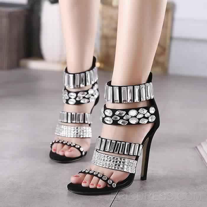 Sandales À Talons10
