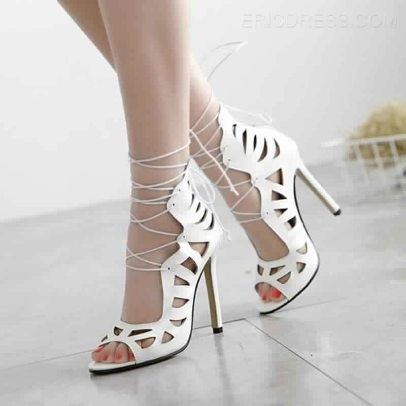 Sandales À Talons11