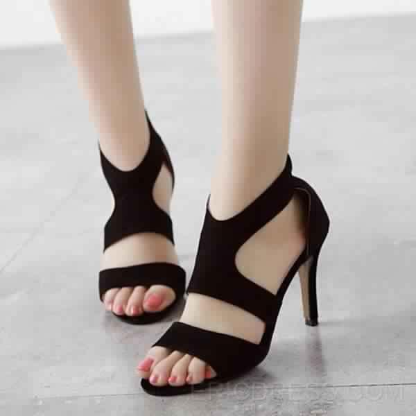 Sandales À Talons12