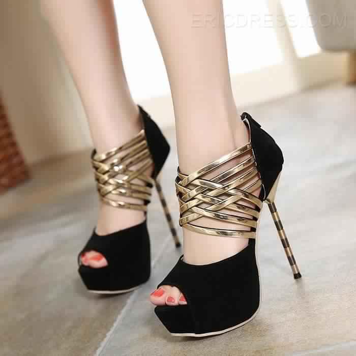 Sandales À Talons14
