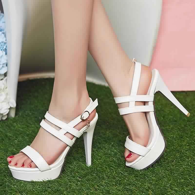 Sandales À Talons16