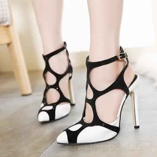 Sandales À Talons17