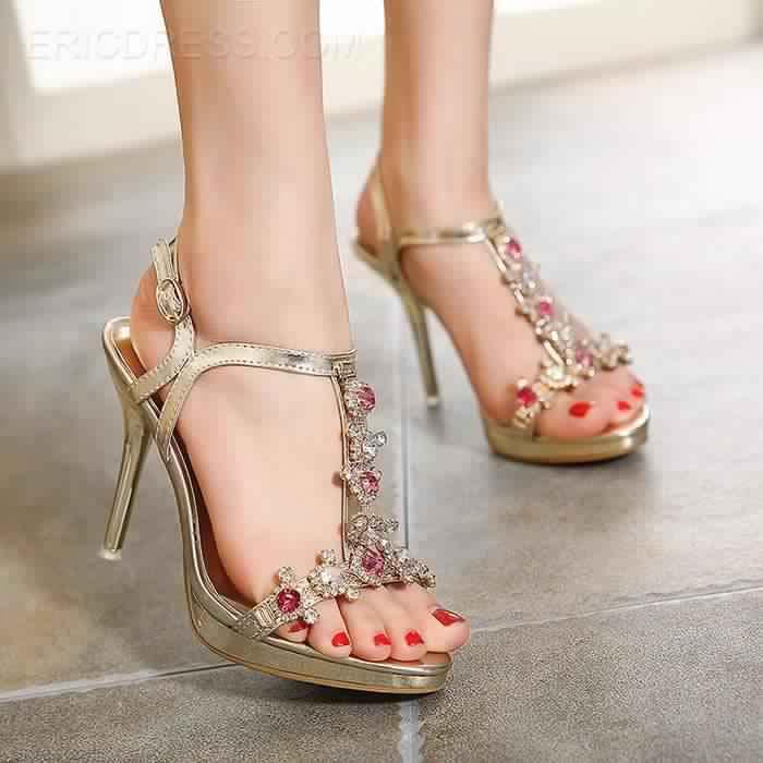 Sandales À Talons18
