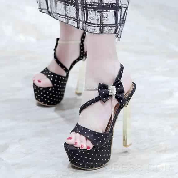 Sandales À Talons24