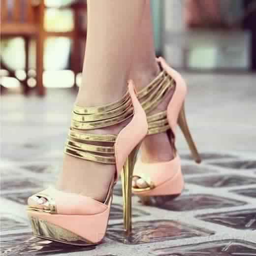 Sandales À Talons3