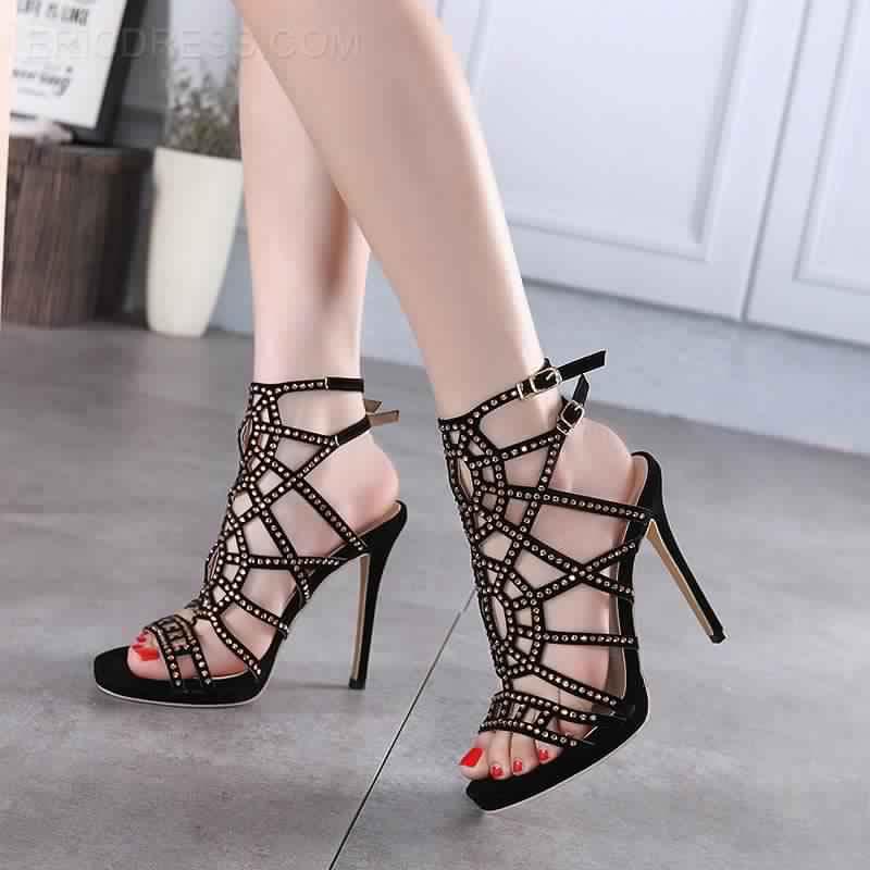Sandales À Talons8