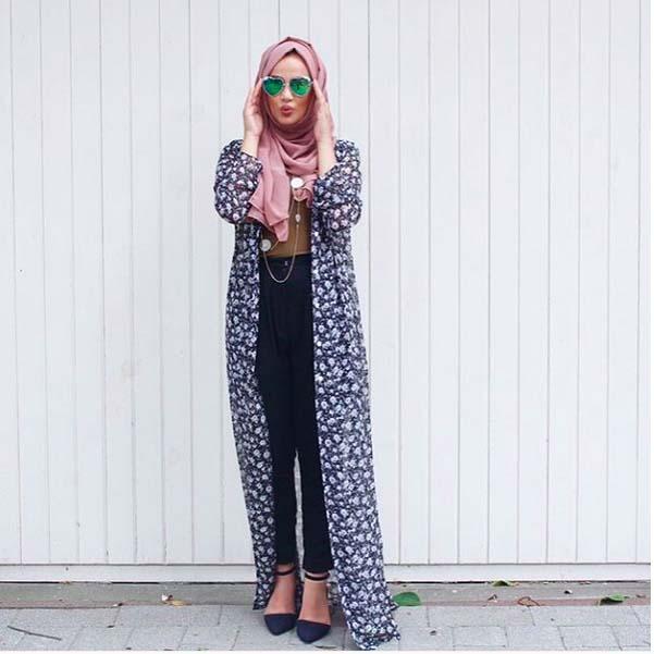 Style Hijab Moderne Pour été1