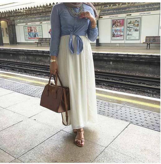 Style Hijab Moderne Pour été12