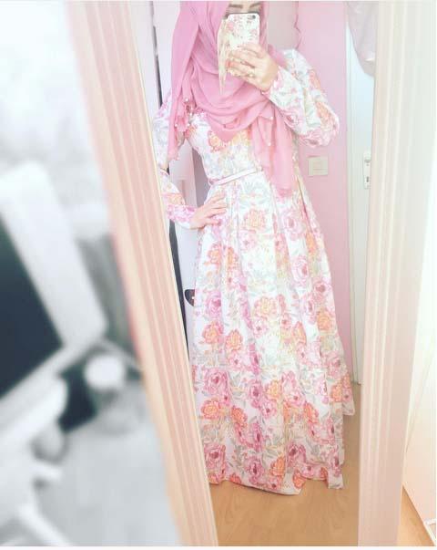 Style Hijab Moderne Pour été13