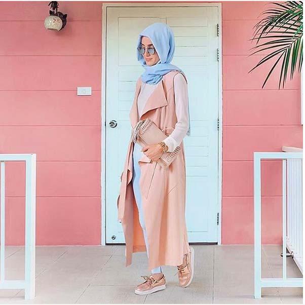 Style Hijab Moderne Pour été18