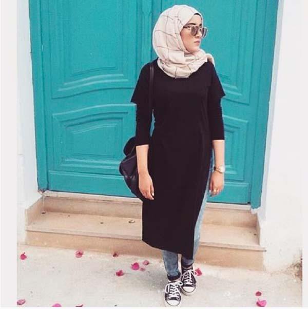 Style Hijab Moderne Pour été20