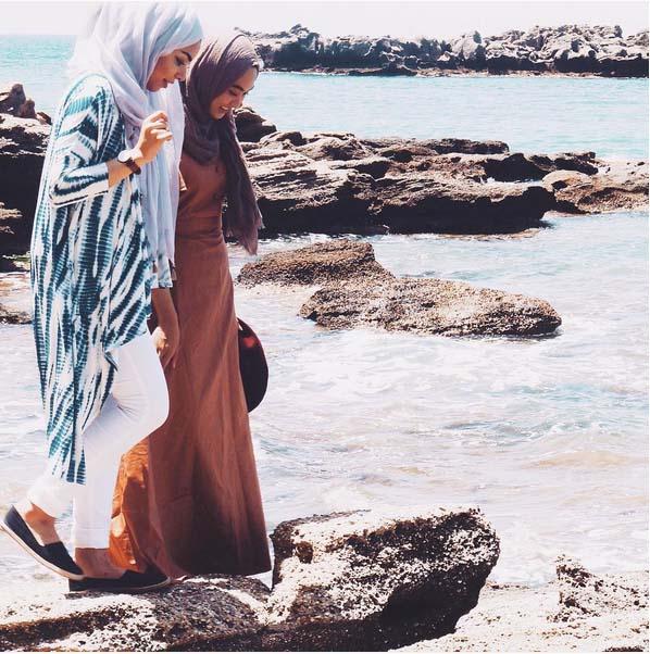 Style Hijab Moderne Pour été21