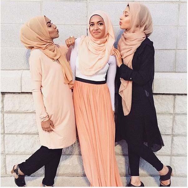 Style Hijab Moderne Pour été24