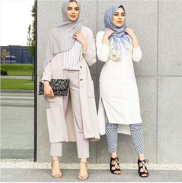 Style Hijab Moderne Pour été25