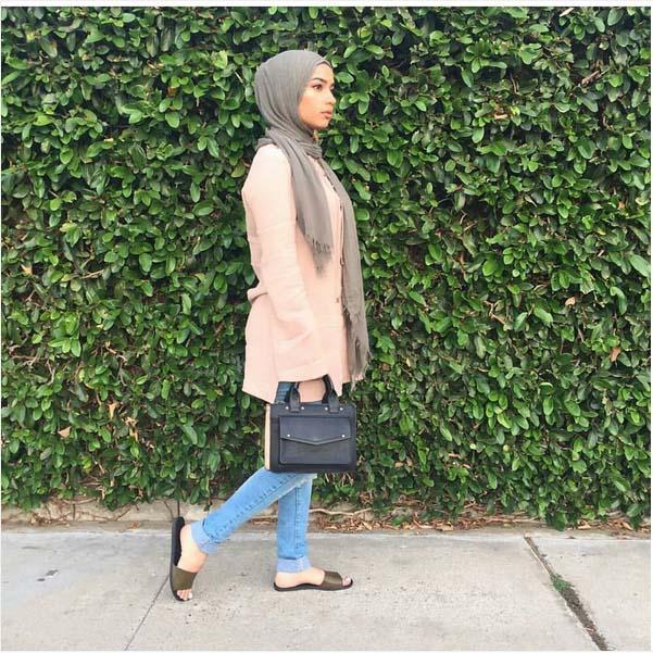 Style Hijab Moderne Pour été30