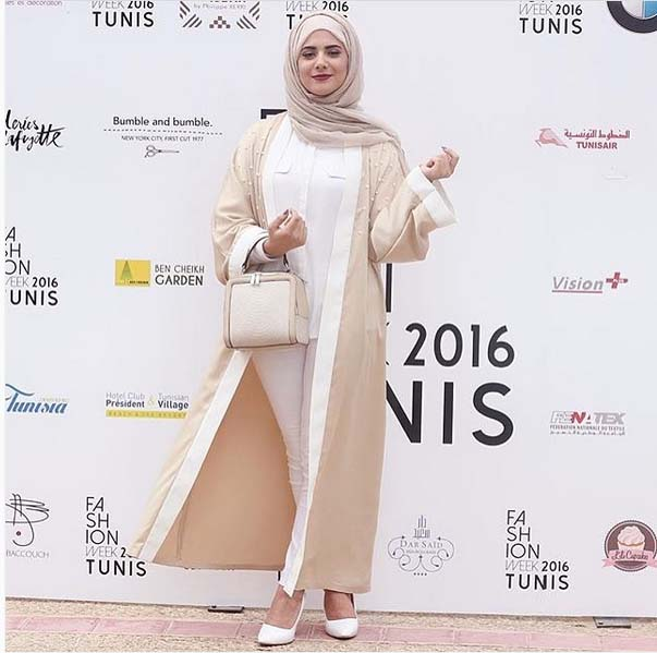 Style Hijab Moderne Pour été31