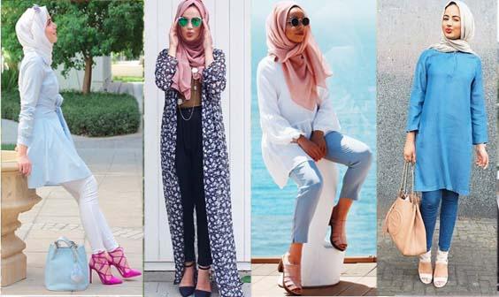 Style Hijab Moderne Pour été34