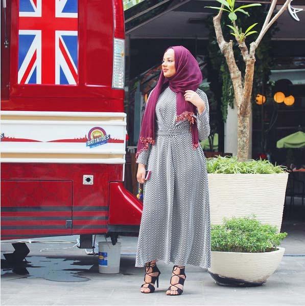 Style Hijab Moderne Pour été4