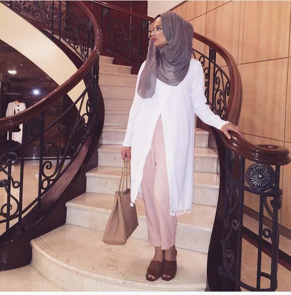 Style Hijab Moderne Pour été6