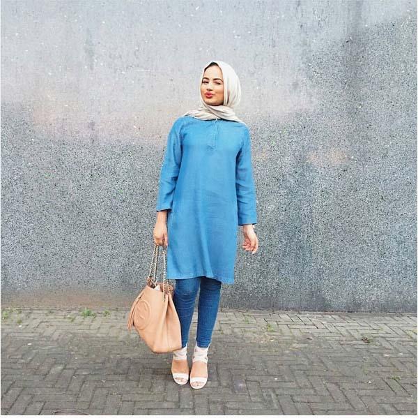 Style Hijab Moderne Pour été8