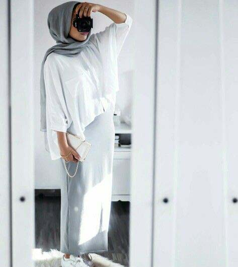 We Heart It Fashion Hijab