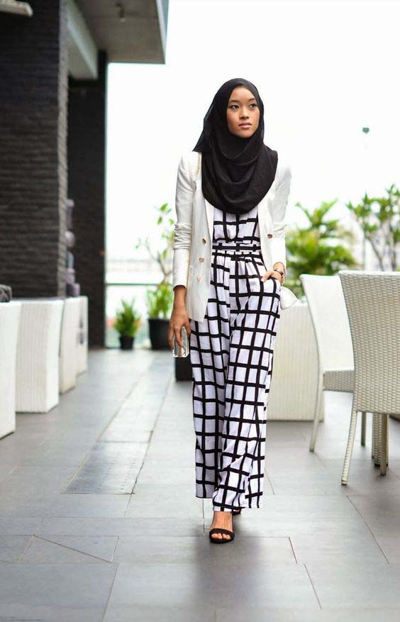 Styles Hijab Modernes1