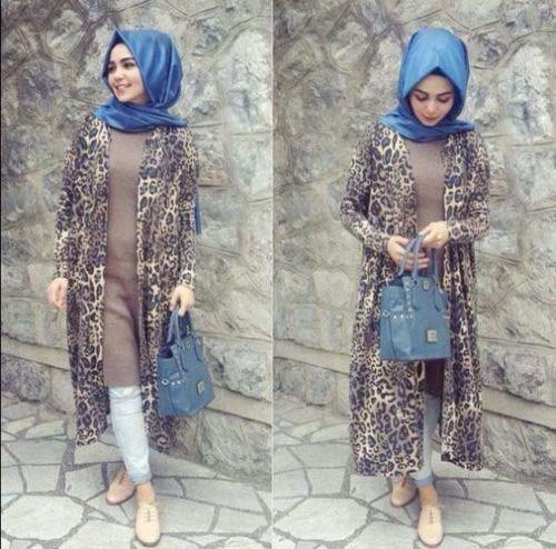 Styles Hijab Modernes13